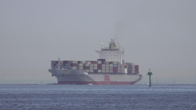 container vrachtschip