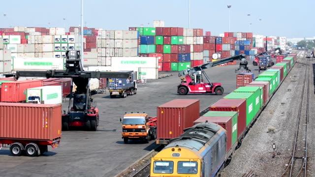 HD: Container logistics.