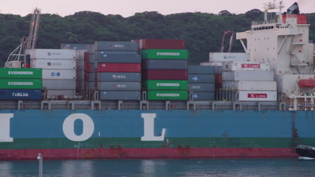 container ship - durban stock videos and b-roll footage