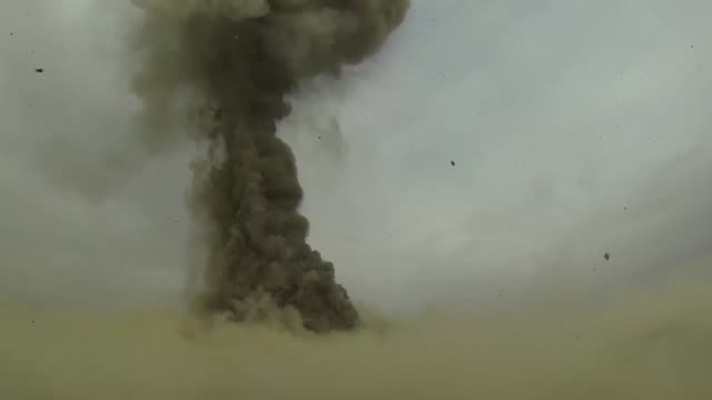 controlled detonations by air force explosive ordinance disposal technicians assigned to the 466th air expeditionary squadron kandahar afghanistan in... - operation enduring freedom stock videos and b-roll footage