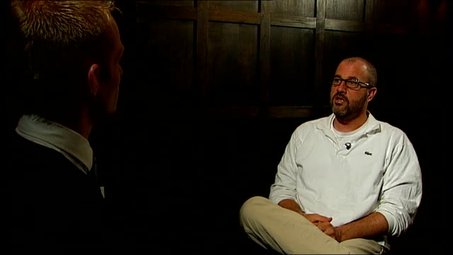 "controversial author james frey publishes new book ""the final testament of the holy bible""; england: london: int james frey reading from his new... - author stock videos & royalty-free footage"