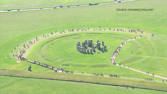 A controversial road tunnel to reduce traffic near Stonehenge will be built despite opposition from some archaeologists The route that was originally...