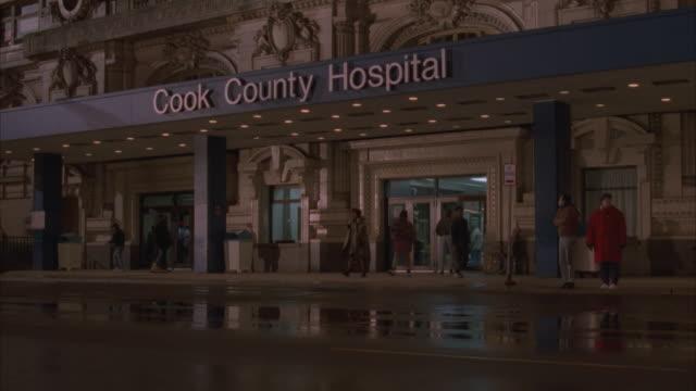 CU, TD, Cook County Hospital, Chicago, Illinois, USA