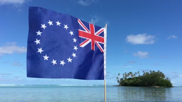 Cook Islands National ensign flag