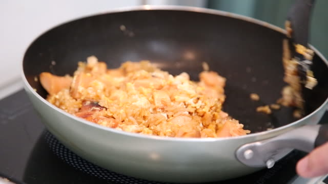 cook - rice stock videos & royalty-free footage