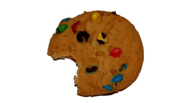 cookie bite - eaten stock videos & royalty-free footage
