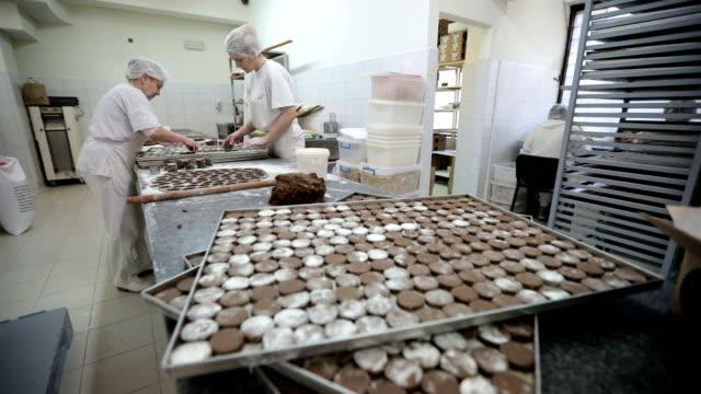 vidéos et rushes de cookie, faire des petites entreprises - charlotte médicale ou sanitaire