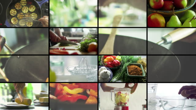 cooking composite - juice extractor stock videos & royalty-free footage