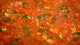 Cooking delicious tomato sauce