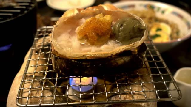 可児味噌日本料理の調理 - 居酒屋点の映像素材/bロール