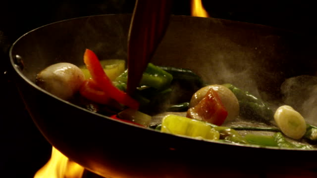 Kochen Gemüse