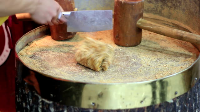 cooking with hammer in china - mallet hand tool stock videos and b-roll footage