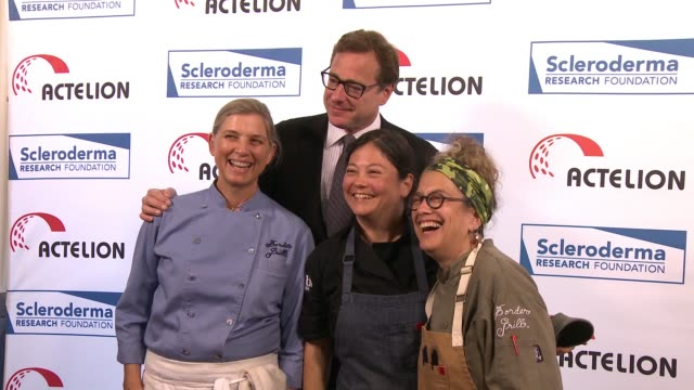 """CHYRON """"Cool Comedy / Hot Cuisine"""" An Evening Benefitting the Scleroderma Research Foundation in Los Angeles CA"""