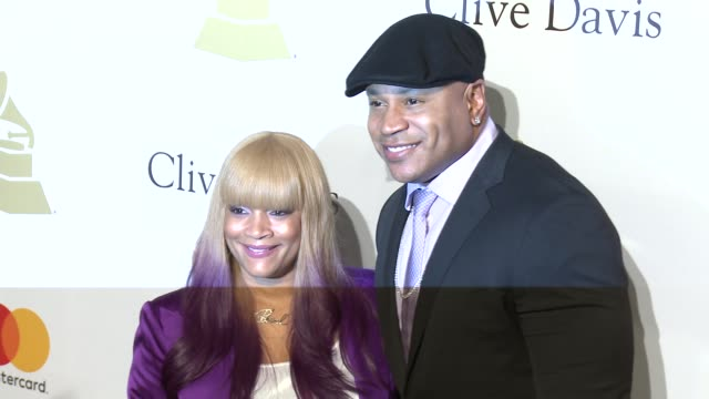 LL Cool J and Simone Smith at the 2017 PreGrammy Gala Honoring Debra L Lee With Grammy Salute To Industry Icons Award at The Beverly Hilton Hotel on...
