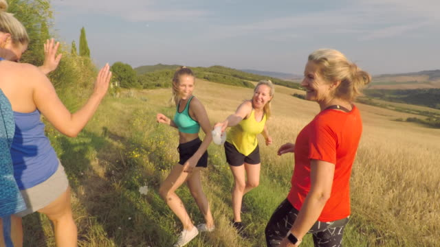 cooling down post run - mischief stock videos & royalty-free footage