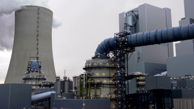 cooling tower - synthpop stock videos & royalty-free footage