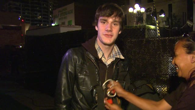 Cooper Hefner at the Camp Playboy Party At ComicCon Presented By Sony Entertainment And Kru Vodka at San Diego CA