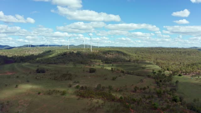 coopers gap wind farm - sustainable tourism stock videos & royalty-free footage
