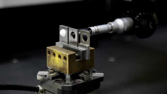 測定装置の調整 - 分析機器点の映像素材/bロール