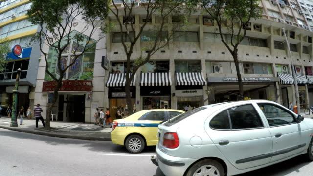 copacabana  - brasilien stock-videos und b-roll-filmmaterial
