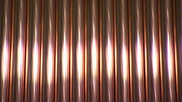 ecu copper cables on giant spool / morristown, new jersey, united states - wire stock videos & royalty-free footage