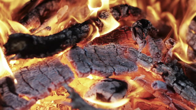 cor barbecue fire