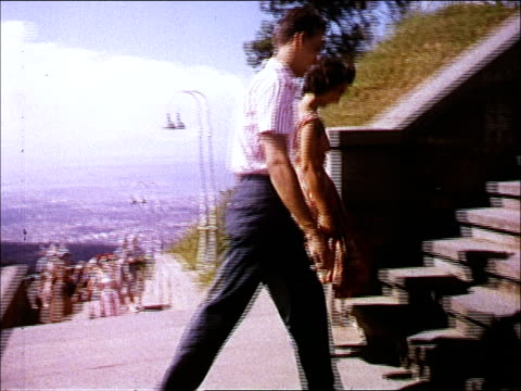 stockvideo's en b-roll-footage met 1963 corcovado and sugar loaf - 1963