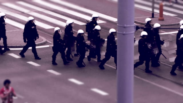 police cordon. montage - violence stock videos & royalty-free footage