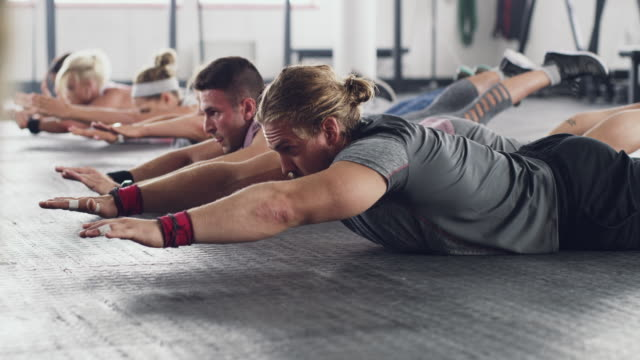 Core development is an essential aspect of fitness