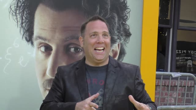 corey allen kotler at the premiere of national geographic's 'genius' on april 24, 2017 in los angeles, california. - genius stock videos & royalty-free footage