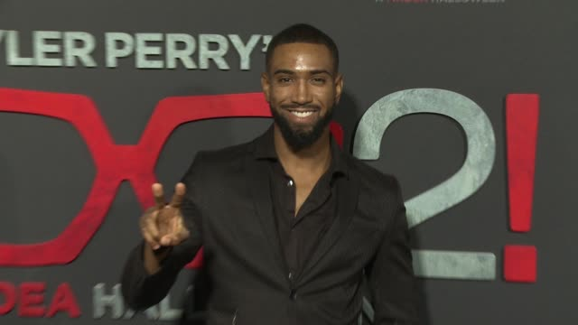 """Corey Brewer at Lionsgate Presents the Los Angeles Premiere of Tyler Perry's """"Boo 2 A Madea Halloween"""" in Los Angeles CA"""