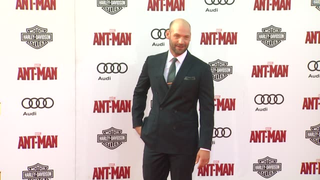 """corey stoll at the world premiere of marvel's """"ant-man"""" at dolby theatre on june 29, 2015 in hollywood, california. - the dolby theatre stock videos & royalty-free footage"""