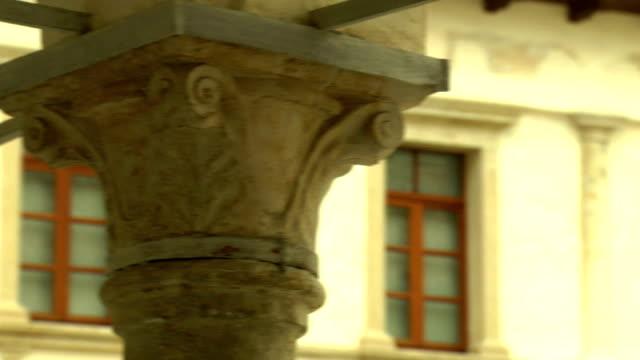 vídeos y material grabado en eventos de stock de corintio capital - arquitrabe