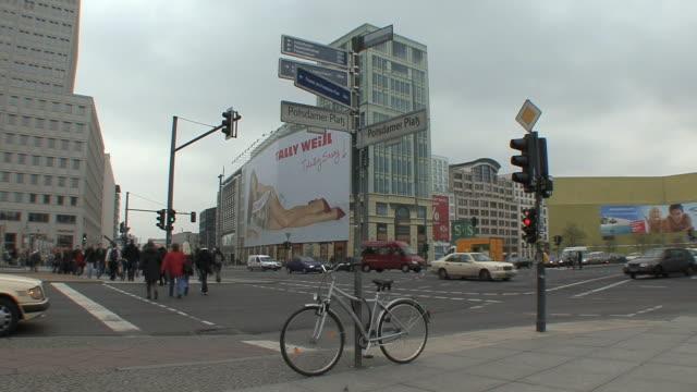WS Corner of Potsdamer Platz, Berlin, Germany