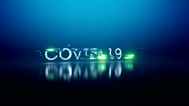 coronavirus 2019-ncov novel coronavirus concept motion background. coronavirus dangerous flu. - prevention stock videos & royalty-free footage