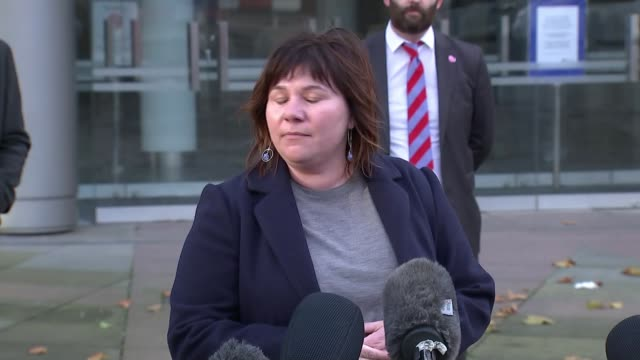 andy burnham press conference / reaction to government tier 3 package offer england manchester the bridgewater hall elise wilson statement sot - bridgewater hall stock videos & royalty-free footage
