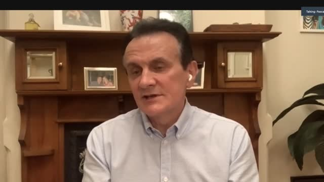 astrazeneca ceo pascal soriot interview; location: england: london: int pascal soriot interview via internet sot, from sydney australia. - we have... - dose stock videos & royalty-free footage