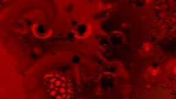 Coronavirus Cells backdrop