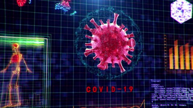 coronavirus concept - anatomy stock videos & royalty-free footage