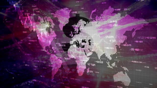 vidéos et rushes de fond concept de récession économique coronavirus covid-19 - symbole du yen