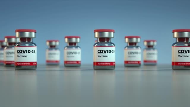 コロナウイルス covid-19 ワクチン 4k - rna点の映像素材/bロール