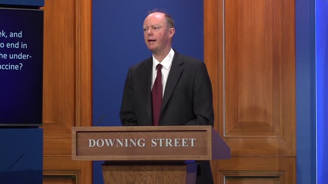 downing street press conference 14th may 2021; press conference part 4 of 10 england: london: westminster: downing street: int boris johnson mp and... - 30 seconds or greater stock-videos und b-roll-filmmaterial