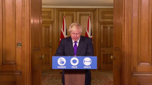 downing street press conference december 2nd; england: london: westminster: downing street: int press conference part 1 of 10 sir simon stevens ,... - martial arts stock videos & royalty-free footage