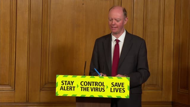 downing street press conference july 3rd * part 9 of 9 * england london westminster downing street int boris johnson mp sir patrick vallance and... - politics stock-videos und b-roll-filmmaterial