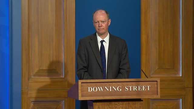 downing street press conference july 5th 2021; england: london: westminster: downing street: int boris johnson mp speaking sot question: about ucl... - simplicity stock videos & royalty-free footage