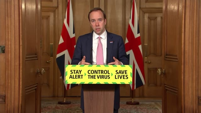 downing street press conference june 11th england london westminster downing street int press conference 1 of 9 baroness dido harding and matt... - imagination stock videos & royalty-free footage