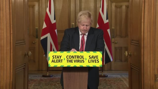 downing street press conference may 11th; england: london: westminster: downing street: int press conference part 7 of 14 boris johnson mp ,... - asking stock videos & royalty-free footage