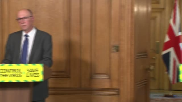 downing street press conference may 20th; england: london: westminster: downing street: int press conference part 11 of 12 oliver dowden mp and... - illusion stock videos & royalty-free footage