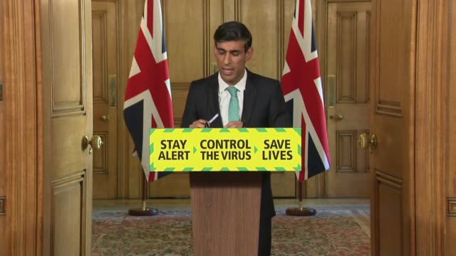 downing street press conference may 29th england london westminster downing street int press conference part 5 of 10 rishi sunak mp and professor... - biology stock videos & royalty-free footage