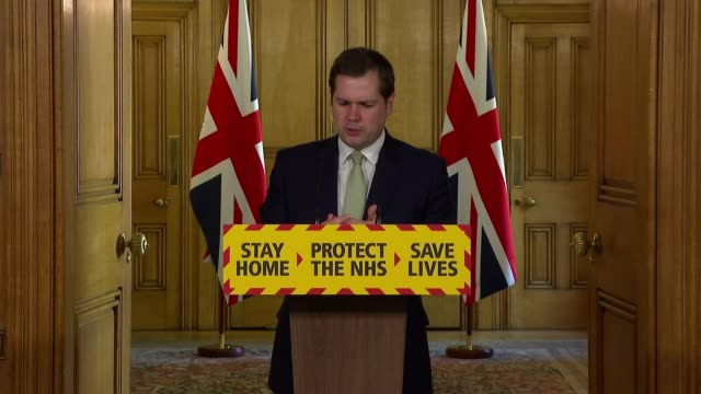 downing street press conference may 2nd england london westminster downing street int press conference part 10 of 16 q what would a last resort have... - tourist resort stock videos & royalty-free footage